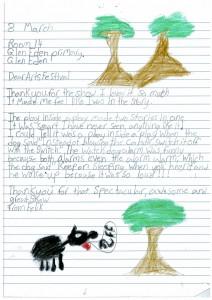 Glen Eden letter